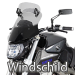 Windschild_mt09
