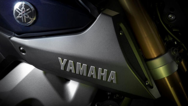 Yamaha MT 09 2014 Wallpaper