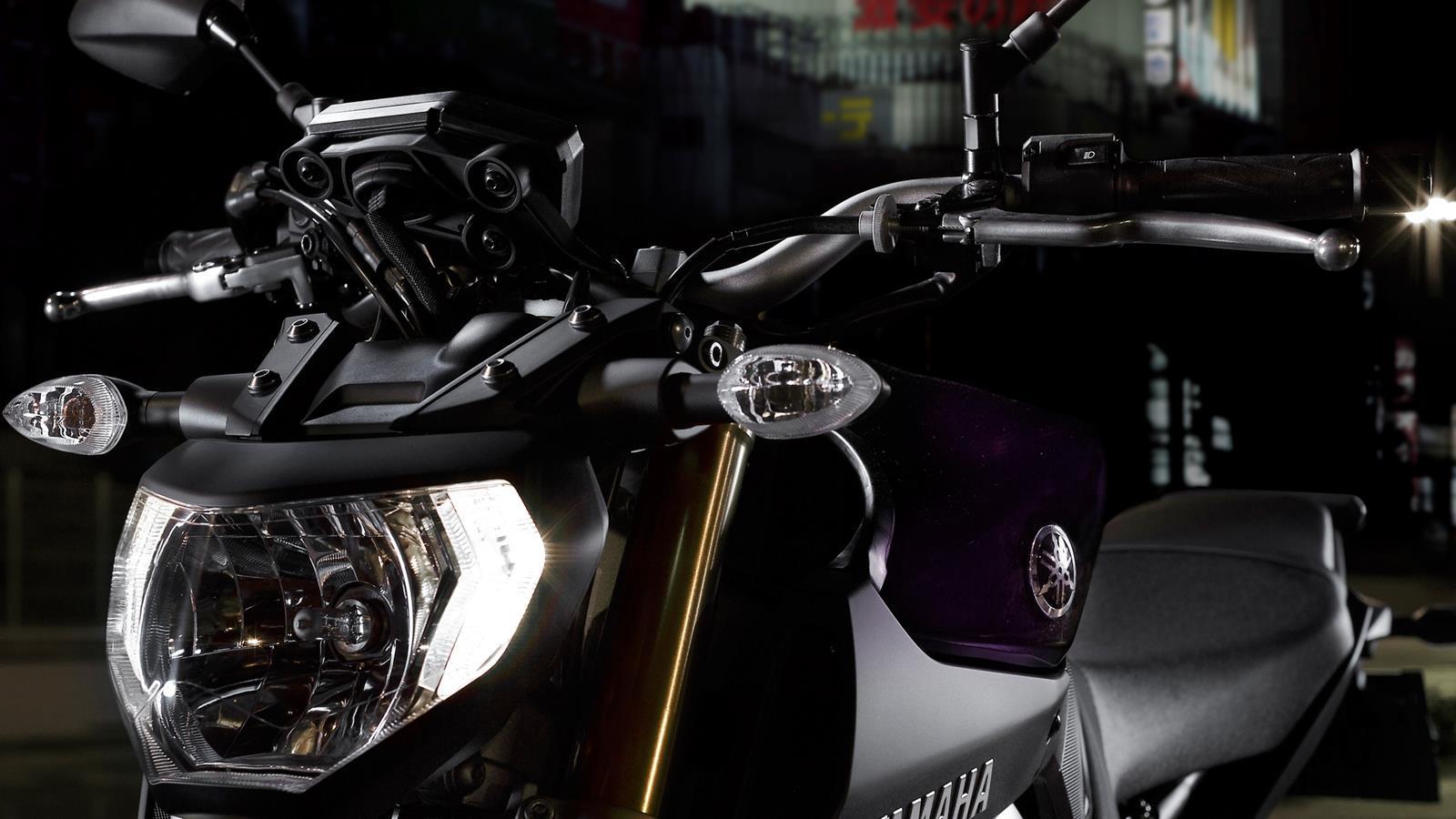 Yamaha MT 09 2014 Wallpaper