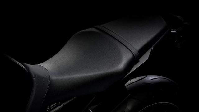 Yamaha MT 09 2014 Sitzbank