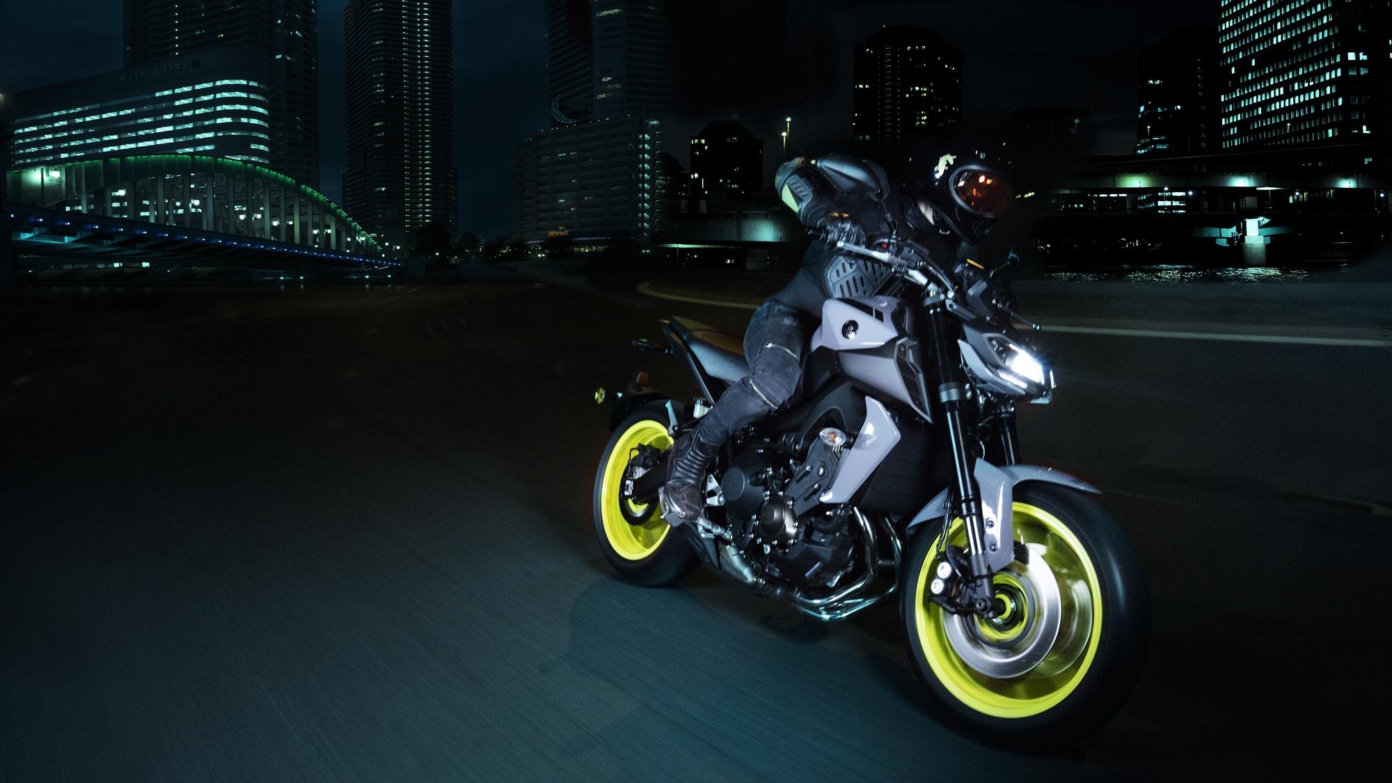 Yamaha Mt Headlight