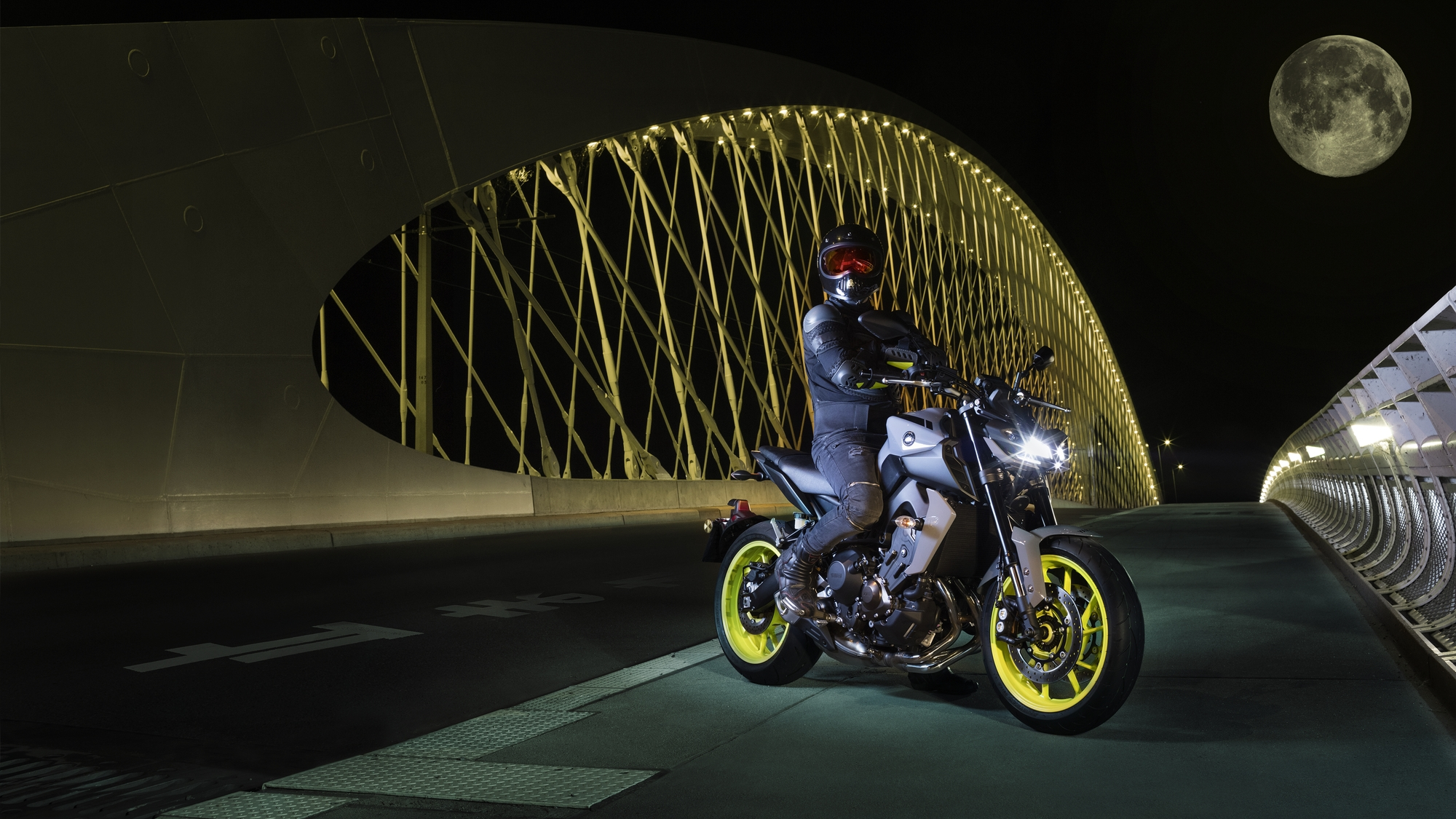 Yamaha MT-09 Bilder &a...